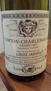 Jadot Corton Charlemagne 1990
