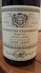 Jadot Ruchottes 1990