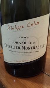 P. Colin Chevalier 2009 #1