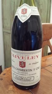 Faiveley Gevrey Cazetiers 1995