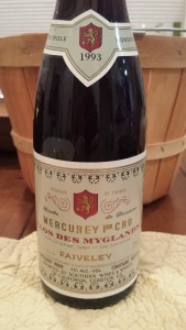 Faiveley Myglands 1993