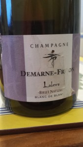 Demarne-Frison Nature Blanc de Blancs #1