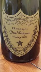 Dom Perignon 2002