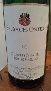 Selbach Oster 2002