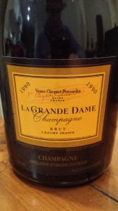Veuve Clicquot Grand Dame 1990 #3