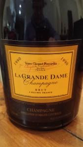 Veuve Clicquot Grand Dame 1990 #3