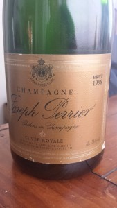 Joseph Perrier Royale 1998