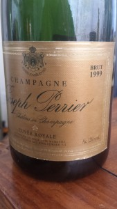 Joseph Perrier Royale 1999
