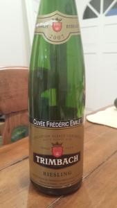 Trimbach Emile 2007 #1