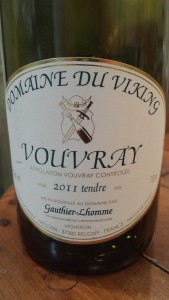 Viking Vouvray Tendre 2011
