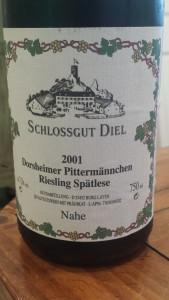 Diel Pittermannchen Spatlese 2001