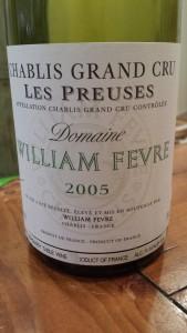 Fevre Preuses 2005