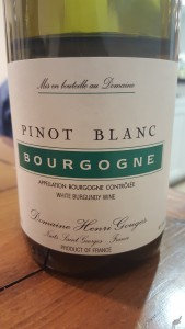 Henri Gouges Bourgogne Blanc 2010