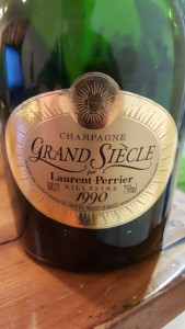 Laurent Perrier Grand Siecle 1990