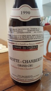 Chezeaux Griotte 1990
