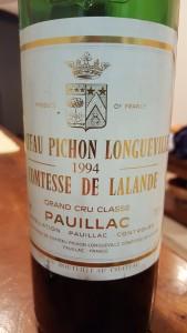 Lalande 1994