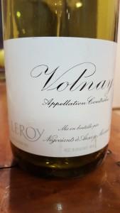 Leroy Volnay 1999