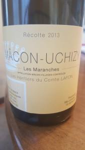 Lafon Macon Uchizy 2013