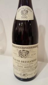 Jadot Beaune Bressandes 1990