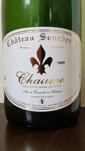 Soucherie Chaume 1989