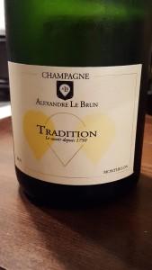 Le Brun Tradition NV
