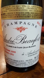 Andre Beaufort 2000