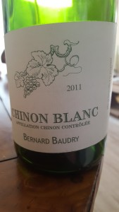 Baudry Chinon Blanc 2011