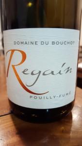 Bouchot Regain 2013