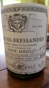 Jadot Beaune Bressandes 1993